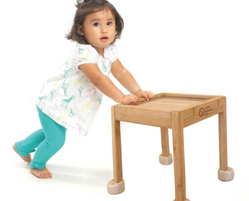 Little Balance Box™ Beige Standing