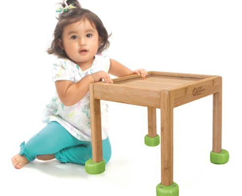 Little Balance Box™ Green Sitting